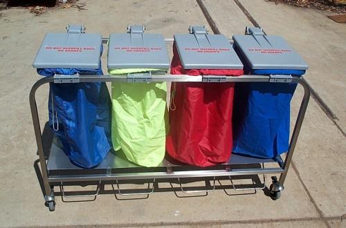 Mobile Linen Skip 4 bag